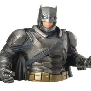 Batman v Superman: Dawn of Justice - Armored Batman Bust Bank