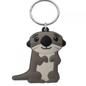 Key Chain: Disney - Otter Soft Touch (Finding Dory)