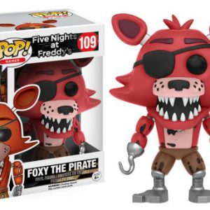 Five Nights At Freddy's: Foxy The Pirate POP Vinyl Figure