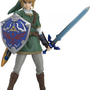 Zelda: Twilight Princess - Link Figma Action Figure