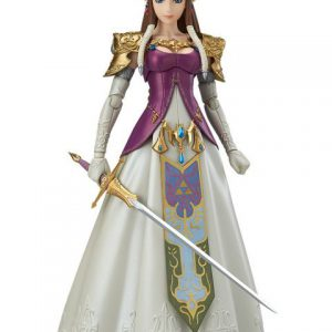 Zelda: Twilight Princess - Zelda Figma Action Figure
