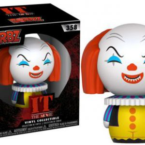 Horror Movies: Pennywise Dorbz Vinyl Figure (Steven King's It)