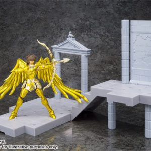 Saint Seiya: Commitment of Aiolos Spirit in the Palace of the Centaur D.D. Panoramation Extension Set for Action Figures
