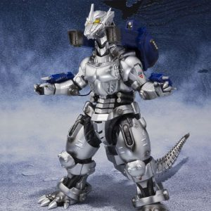 Godzilla: Mechagodzilla Kiryu Type-3 MFS-3 S.H.MonsterArts Action Figure (Shinagawa Final Battle Ver.)