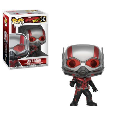 Ant-Man and The Wasp: Ant-Man Pop Vinyl Figure