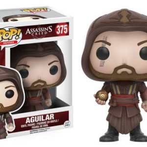 Assassin's Creed Movie: Aguilar POP Vinyl Figure
