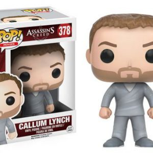 Assassin's Creed Movie: Callum Lynch POP Vinyl Figure