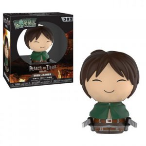 Attack on Titan: Eren Yeager Dorbz Vinyl Figure