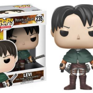 Attack on Titan: Levi POP Vinyl Figure