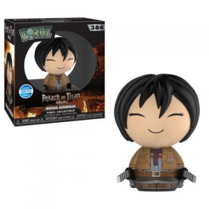 Attack on Titan: Mikasa Ackerman Dorbz Vinyl Figure