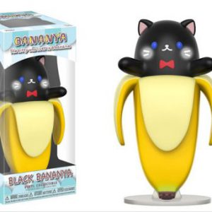 Bananya: Black Bananya POP Vinyl Figure