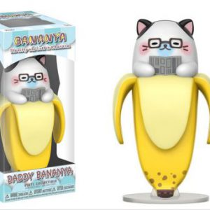 Bananya: Daddy Bananya POP Vinyl Figure
