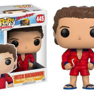 Baywatch: Mitch Buchannon POP Vinyl Figure