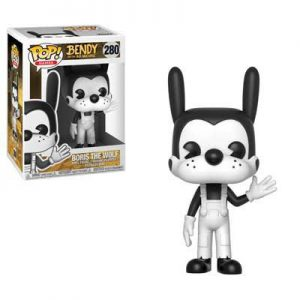 Bendy and the Ink Machine: Boris the Wolf Pop Vinyl Figure
