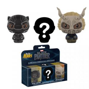 Black Panther: Pint Size Heroes Figure (3-Pack)