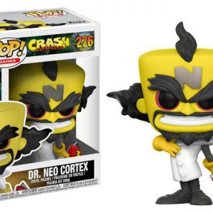 Crash Bandicoot: Neo Cortex POP Vinyl Figure