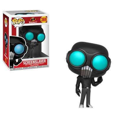 Disney: Screenslaver POP Vinyl Figure (Incredibles 2)