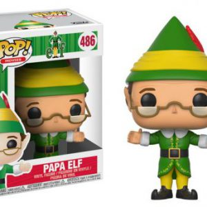Elf Movie: Papa Elf Pop Vinyl Figure