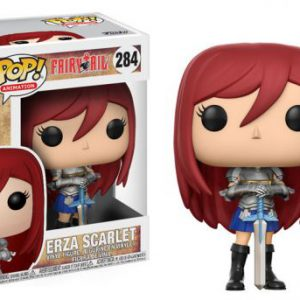 Fairy Tail: Erza Scarlet POP Vinyl Figure