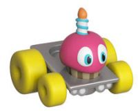 Five Night At Freddy's: Super Racers - Cupcake Figure