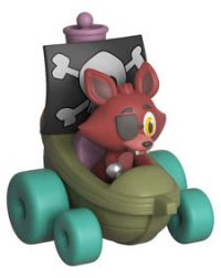 Five Night At Freddy's: Super Racers - Foxy the Pirate Figure