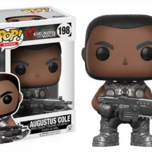 Gears of War: Augutus Cole POP Vinyl Figure
