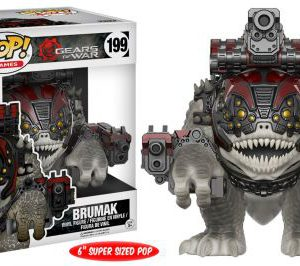 Gears of War: Brumak 6'' POP Vinyl Figure