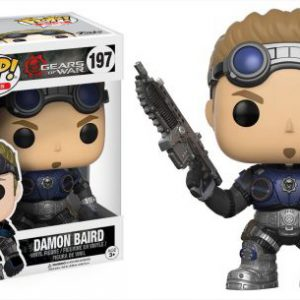 Gears of War: Damon Baird (Armored) POP Vinyl Figure