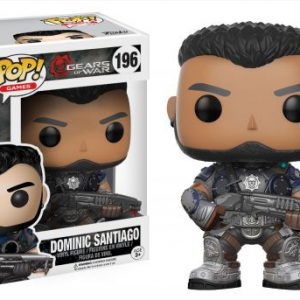 Gears of War: Dominic Santiago POP Vinyl Figure