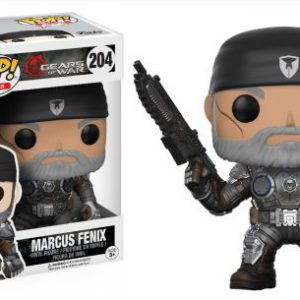 Gears of War: Marcus Fenix (Old) POP Vinyl Figure