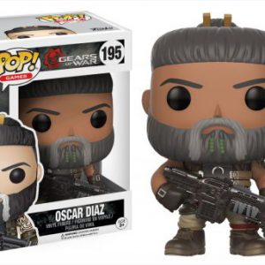 Gears of War: Oscar Diaz POP Vinyl Figure