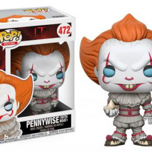 Horror Movies: Pennywise POP Vinyl Figure (Stephen King's It Remake)
