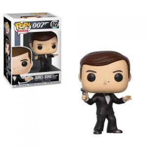 James Bond: James Bond (Roger Moore) Pop Vinyl Figure