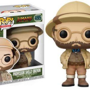 Jumanji: Professor Shelly Oberon POP Vinyl Figure