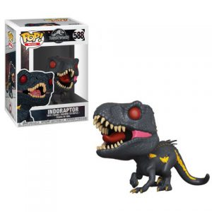 Jurassic World 2: Indoraptor Pop Vinyl Figure