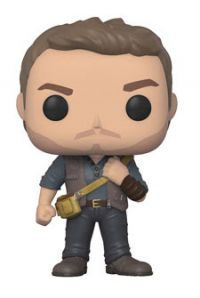 Jurassic World 2: Owen Pop Vinyl Figure