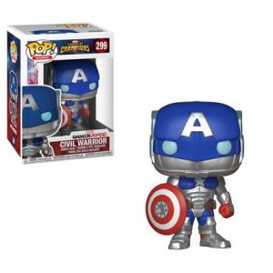 Marvel Contest of Champions: Civil Warrior POP Vinyl Figure
