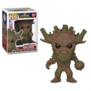 Marvel Contest of Champions: King Groot POP Vinyl Figure