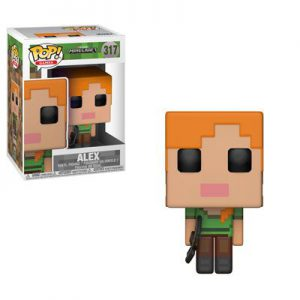 Minecraft: Alex Pop Vinyl Figure