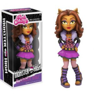Monster High: Clawdeen Wolf Rock Candy Figure