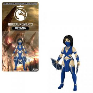Mortal Kombat X: Kitana Savage World Action Figure