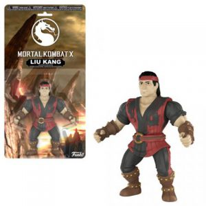 Mortal Kombat X: Liu Kang Savage World Action Figure