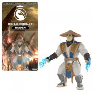 Mortal Kombat X: Raiden Savage World Action Figure
