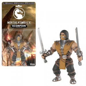 Mortal Kombat X: Scorpion Savage World Action Figure