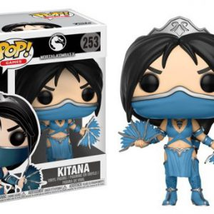 Mortal Kombat: Kitana POP Vinyl Figure