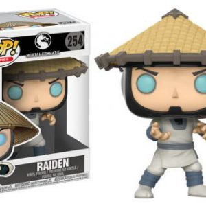 Mortal Kombat: Raiden POP Vinyl Figure