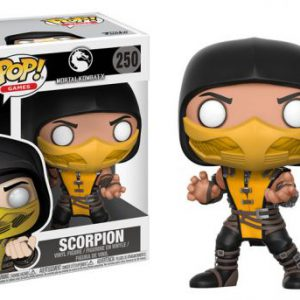 Mortal Kombat: Scorpion POP Vinyl Figure