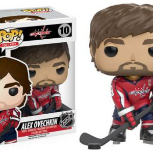 NHL Stars: Alex Ovechkin POP Vinyl Figure (Washington Capitals)