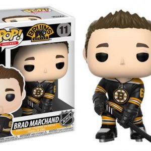 NHL Stars: Brad Marchand POP Vinyl Figure (Boston Bruins)