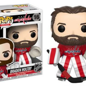 NHL Stars: Braden Holtby POP Vinyl Figure (Washington Capitals)
